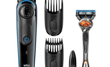 Braun Beard Trimmer and Hair Clipper BT 3040/3240