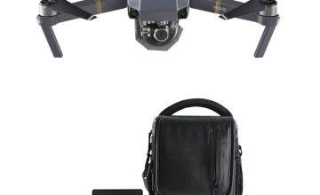 DJI Mavic Pro 4K Drone Fly More Combo Kit