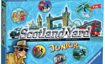 Scotland Yard Junior.