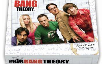 Big Bang Theory Party Game.