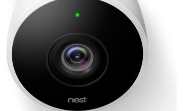 Google Nest Cam Outdoor