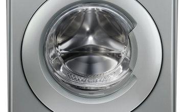 Indesit BWE91484X 9KG 1400 Spin Washing Machine - Silver