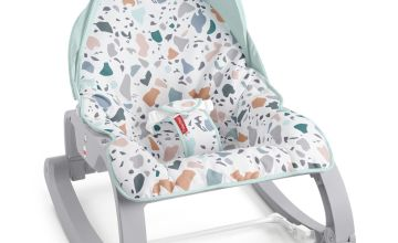 Fisher-Price Deluxe Infant-to-Toddler Rocker