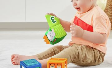 Fisher-Price Stack & Discover Block
