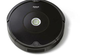 iRobot 606 Roomba Cordless Robot Vacuum Cleaner