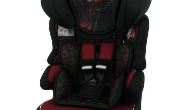 Avengers Iron Man Beline SP Luxe Group 1/2/3 Car Seat