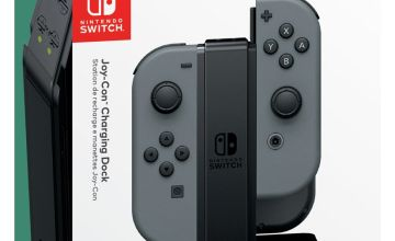 PowerA Nintendo Switch Charging Dock for 4 Joy-Con