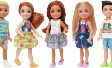 Barbie Club Chelsea 2 Pack Doll Assortment