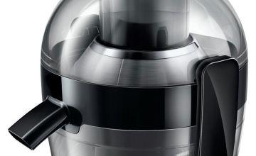 Philips HR1867 Viva Collection Quick Clean Juicer - Black