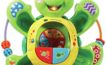 VTech Pop a Ball Rock & Pop Turtle