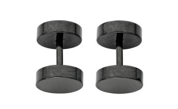 State of Mine Surgical Steel Fake Plugs - Set of 2