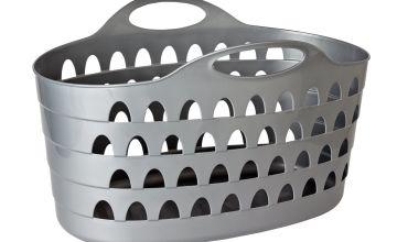 Argos Home 60 Litre Flexi Laundry Basket