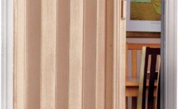 Natural Pine Effect Folding Door