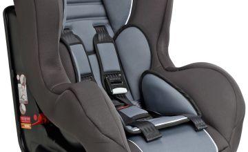 Cuggl Woodlark Group 0/1/2 Car Seat - Grey