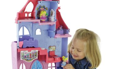 Fisher-Price Little People Disney Princess Magical Palace