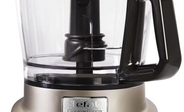 Tefal DO824H40 Double Force Pro Food Processor - S/Steel