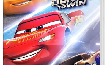 Cars 3: Driven to Win Nintendo Switch Game