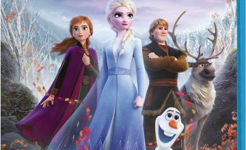 Frozen 2 Blu-Ray
