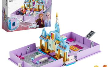 LEGO Disney Frozen II Anna and Elsa's Storybook Set - 43175