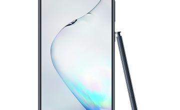 SIM Free Samsung Galaxy Note 10 Lite 128GB Mobile - Black