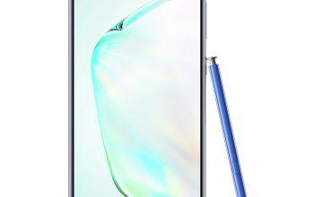 SIM Free Samsung Galaxy Note 10 Lite 128GB Mobile - Silver