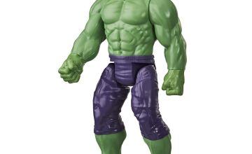 Marvel Avenger Deluxe Hulk Figure