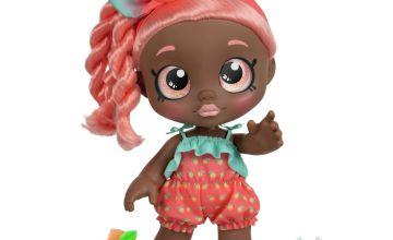 Kindi Kids Friends Summer Peaches Figure