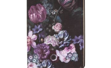 A5 Week To View 2021 Floral Diary