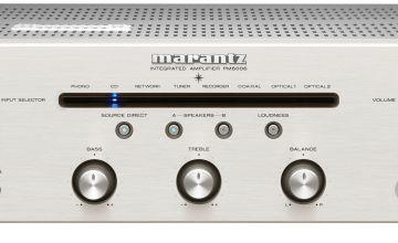 Marantz PM6006 Integrated Hi-Fi Amplifier - Gold