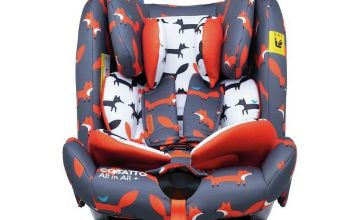 Cosatto All-in-All Group 0/1/2/3 Car Seat - Mister Fox