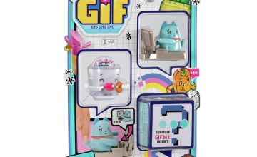 OH! MY GIF 3 Pack -Catly & Smoochy Collectable Animated Toys
