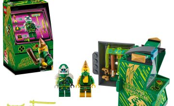 LEGO Ninjago Lloyd Avatar Arcade Pod Portable Playset 71716/t