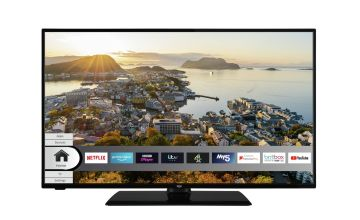 Bush 43 Inch Smart Full HD LED Freeview TV