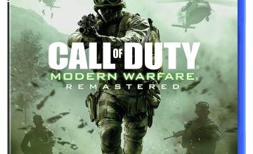 Call of Duty 4: Modern Warfare PS4 Game