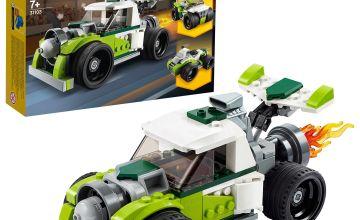 LEGO Creator 3-in-1 Rocker Truck Toy - 31103