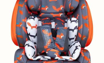 Cosatto Judo Group 1/2/3 ISOFIX Car Seat - Mister Fox