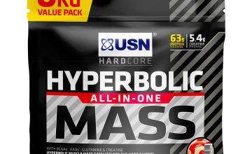 USN Hyperbolic Mass Strawberry - 6kg