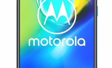 SIM Free Motorola G8 Power 64GB Mobile Phone - Blue