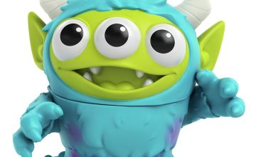 Disney Pixar Alien Dress-Up - Sully Figure