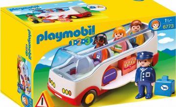 Playmobil 6773 Airport Shuttle Bus