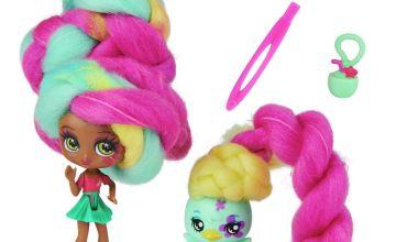 Candylocks Scented Doll & Pet Assortment