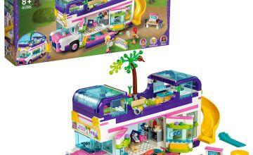 LEGO Friends Friendship Bus Toy with Swim Pool - 41395