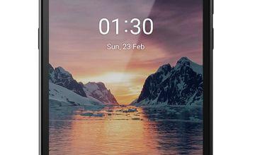 EE Nokia 1.3 16GB Mobile Phone - Black