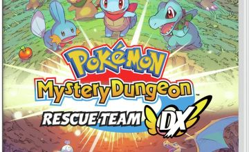 Pokemon: Mystery Dungeon Rescue Team Nintendo Switch Game