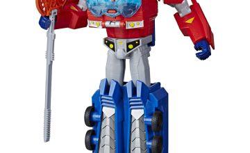 Transformers Ultimate Optimus Prime Figure