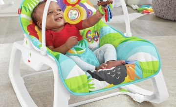 Fisher-Price Infant To Toddler Rocker - Rainforest