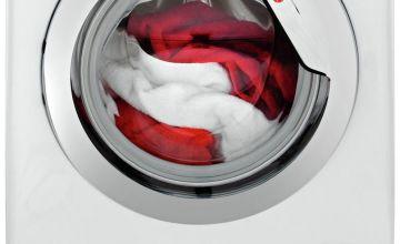 Hoover DXOA 49C3 9KG 1400 Spin Washing Machine - White