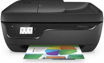 HP OfficeJet 3835 Wireless Printer & 5 Months Instant Ink