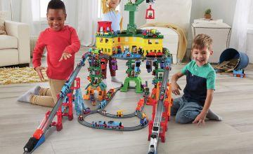 Thomas & Friends Super Station Playset