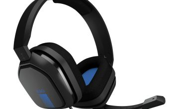 Astro A10 PS4, PC Wired Headset - Blue